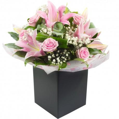 Sylvie - Handtied bouquet