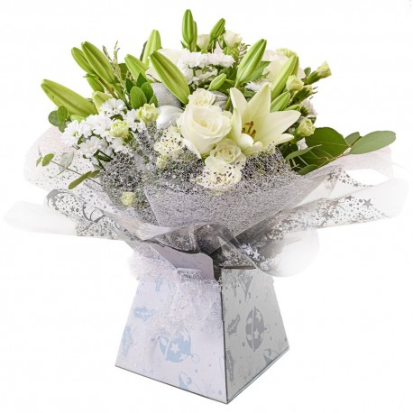 Peace - Hand tied bouquet