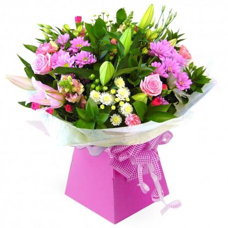Ashleigh - Handtied Bouquet