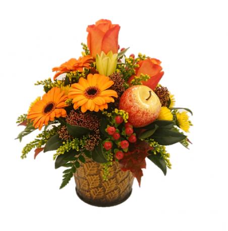 Autumn splendid arrangement