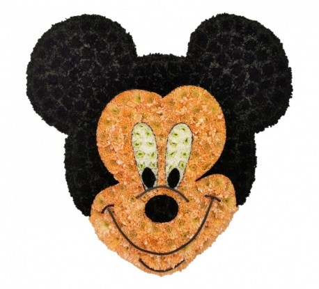 Mickey Mouse Funeral Tribute
