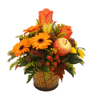 Autumn splendid arrangement