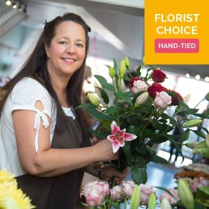 Florist choice Hand tied Bouquet