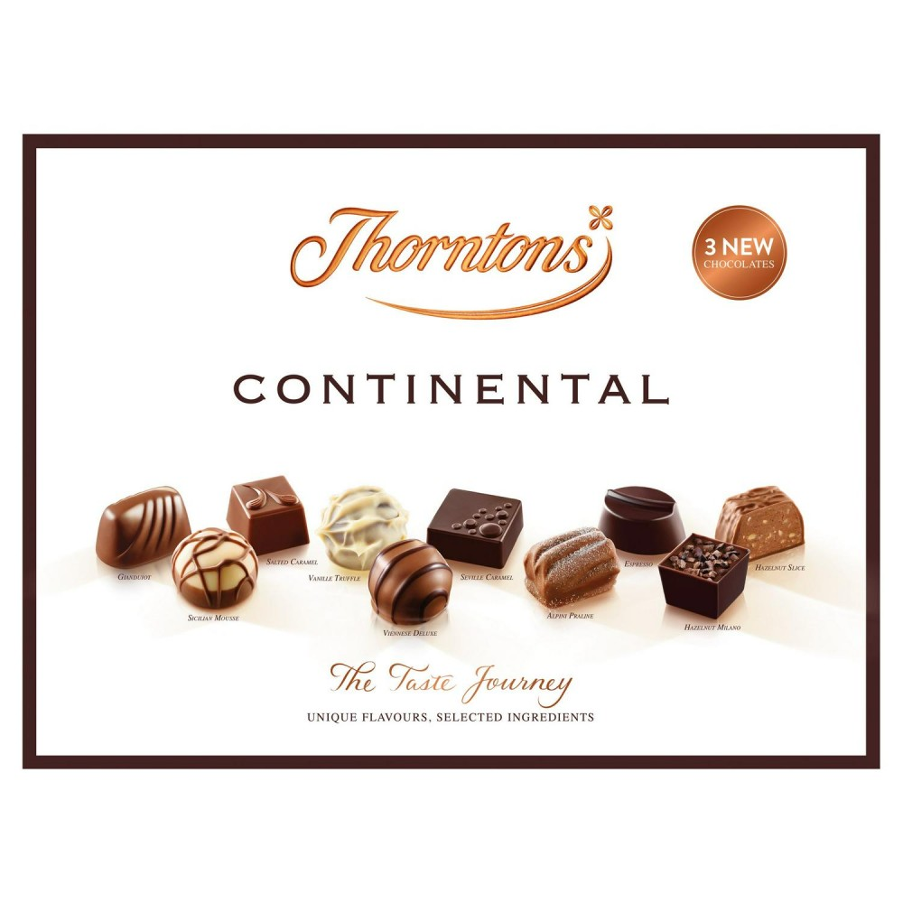 Thorntons Continental 284g