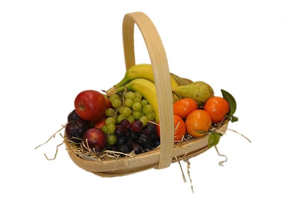 Get Well Soon Fruit Basket
