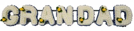 Grandad Funeral Tribute (Simple)