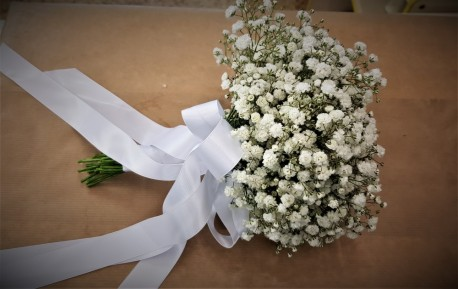 Gypsophilia Wedding posy
