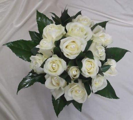 Rose Bride Posy