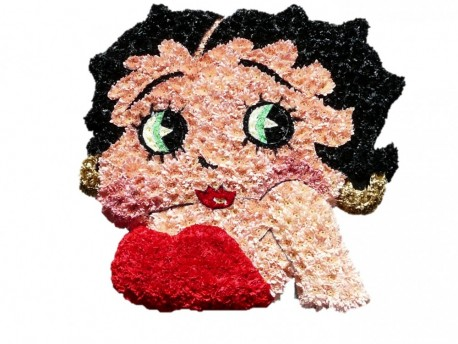 Betty Boop Funeral Tribute